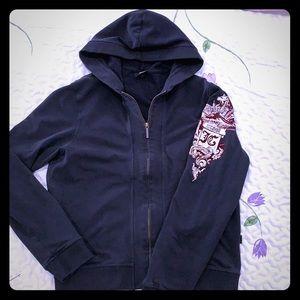 Authentic vtg Roberto Cavalli hoodie